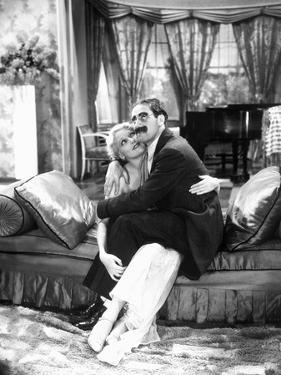 Monkey Business, Thelma Todd, Groucho Marx, 1931