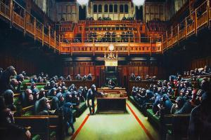 Monkeys In Parliament
