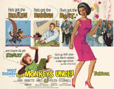 Monkeys Uncle, 1965