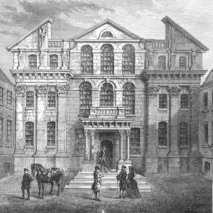 Monmouth House, 1770