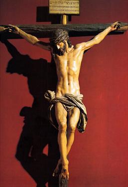 Montanes Christ on the Cross Art Print Poster