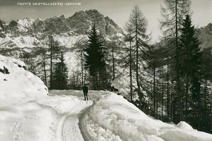 Monte Cristallo, Cortina