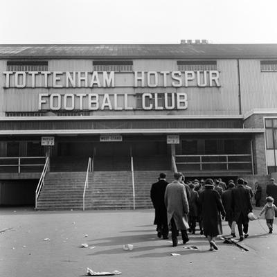 Tottenham Football Club, 1962 by Monte Fresco O.B.E.