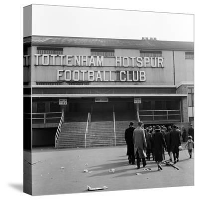 Tottenham Football Club, 1962 by Monte Fresco O.B.E.
