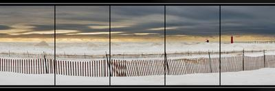 Grand Haven Lighthouse Panorama, Grand Haven, Michigan '14
