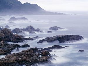 Surf & Foothills by Monte Nagler