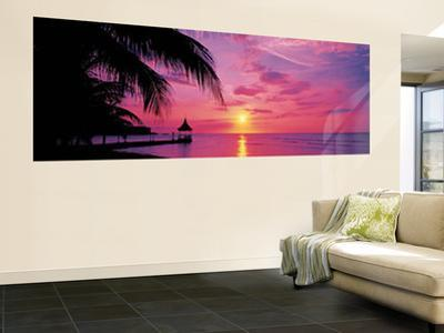 Montego Bay Panoramic Wall Mural