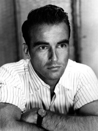 Montgomery Clift, c.1953