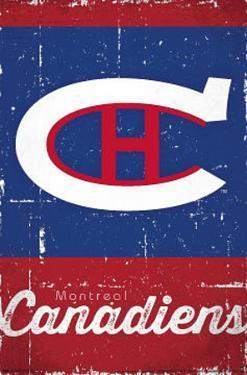 Montreal Canadiens Retro Logo