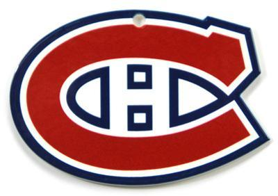 Montreal Canadiens Steel Magnet