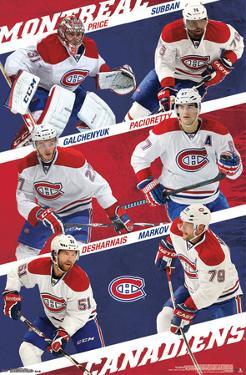 Montreal Canadiens - Team 14