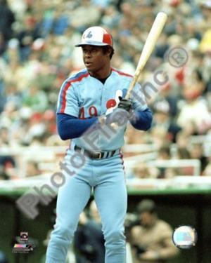 Montreal Expos - Warren Cromartie Photo