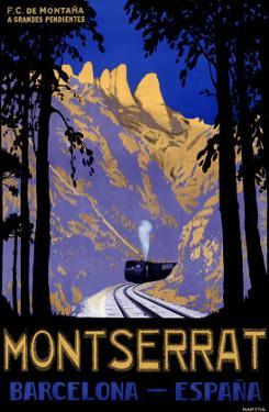 Montserrat Barcelona Spain