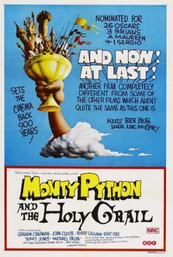 Monty Python and the Holy Grail - Australian Style