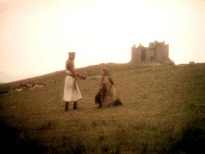 Monty Python and the Holy Grail, Graham Chapman, Michael Palin, 1975