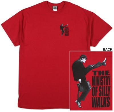 Monty Python - Ministry Of Silly Walks