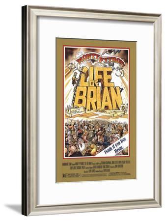 Monty Python's Life of Brian--Framed Masterprint