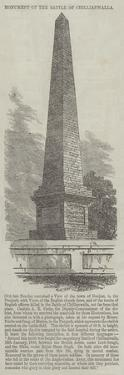 Monument of the Battle of Chillianwalla