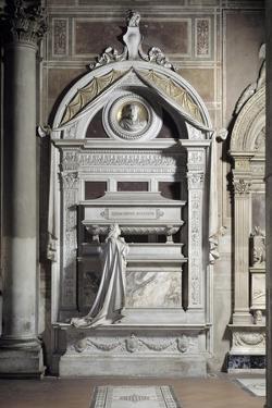 Monument to Gioacchino Rossini, by Cassioli