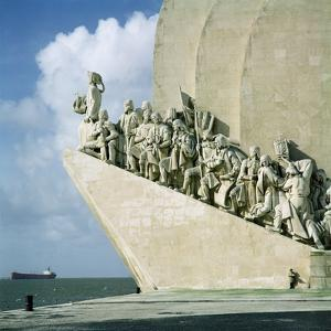 Monument to the Discoveries, 1960, Lisbon, Portugal
