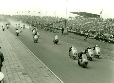 Monza Motorcycle GP Race
