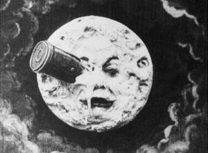 Moon Face from a Trip to the Moon
