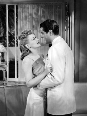 Moon Over Miami, Betty Grable, Robert Cummings, 1941