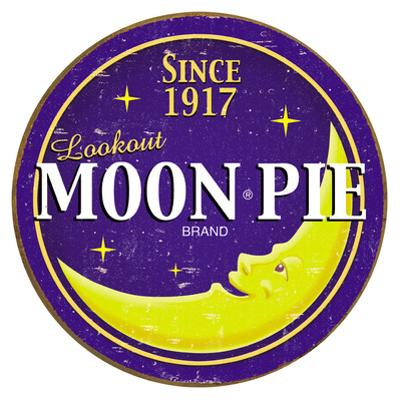 Moon Pie Round Logo