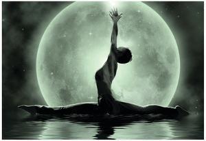 Moonlight Yoga Meditation