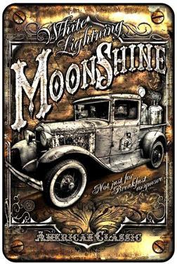 Moonshine Truck