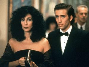 Moonstruck, Cher, Nicolas Cage, 1987