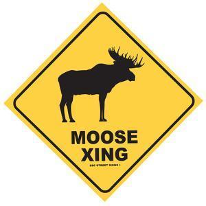 Moose Xing