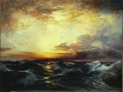 Pacific Sunset, 1907