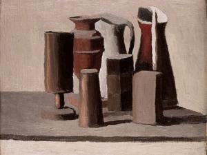 Still Life by Morandi Giorgio