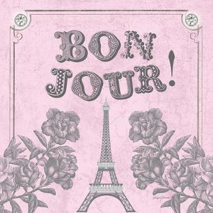 A Pretty and Pink Eiffel by Morgan Yamada