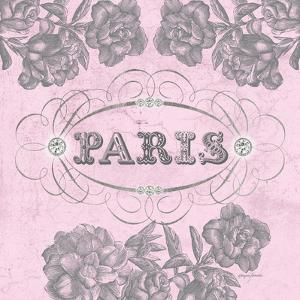 A Pretty and Pink Paris by Morgan Yamada