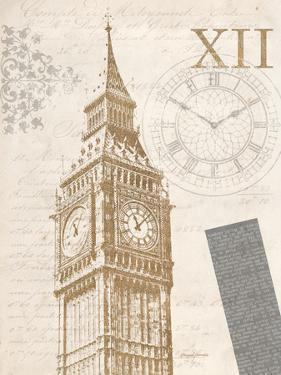 The Details of Big Ben by Morgan Yamada