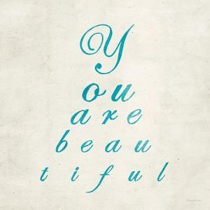 You are Beautiful in Blue by Morgan Yamada