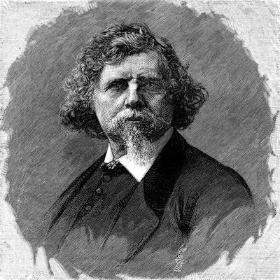 William Holbrook Beard, American Painter, 1882