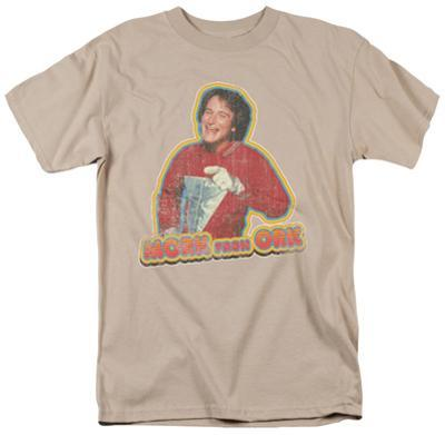 Mork Iron-On