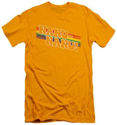 Mork & Mindy - Nanu Rainbow (slim fit)