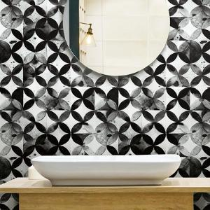 Moroccan Tile Removable Wallpaper