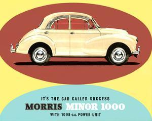 Morriss Minor 1000 - Success
