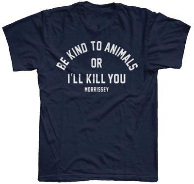 Morrissey- Be Kind To Animals