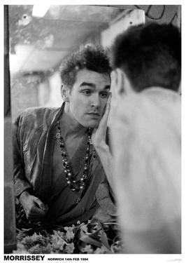 Morrissey Norwich 1984
