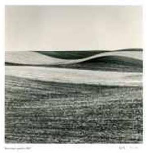 Untitled (rolling hills) by Morry Katz