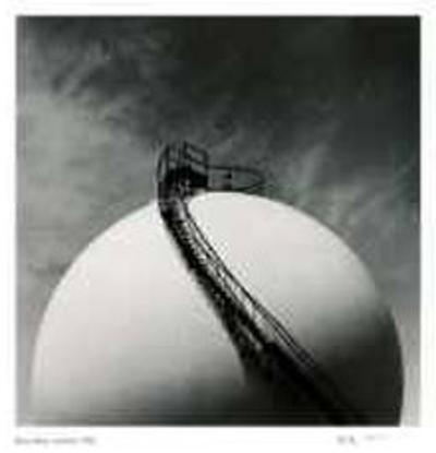 Untitled (Stairs Around Sphere)