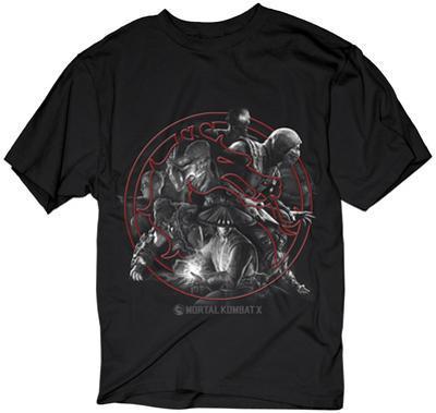 Mortal Kombat- Circular Montage