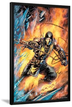 Mortal Kombat- Scorpion Comic