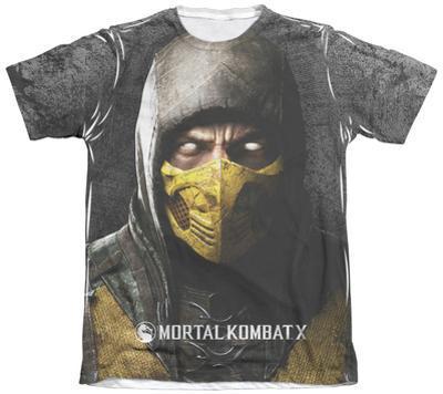 Mortal Kombat X - Finish Him